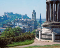 Study English in Edinburgh