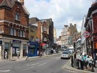 English Language Courses in Hampstead, England