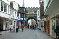 Study English in Salisbury