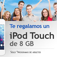 Regalamos un iPod