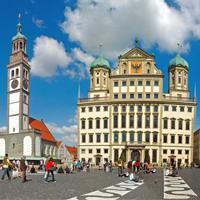 Bolet n de cultura internacional de enforex destinos for Puerta jakober augsburgo